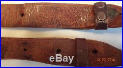 1903 Dated Rock Island Arsenal Leather Rifle Sling