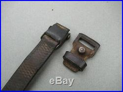 1940's 98k WWII German Mauser rifle leather sling for K 98 K98 G43