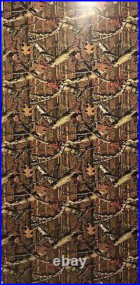 1 Wide NO DRILL Rifle Sling For Winchester Rifles. CAMO Leather