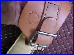 Al Freeman Shooting Sling with cuff and metal piece Ex. Condition
