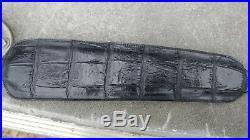 American Wild Alligator Rifle shotgun Shoulder Sling Strap gator leather FB5