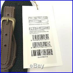 Beretta Signature Rifle Sling B1 SL41 Green Nylon Brown Leather Classic New