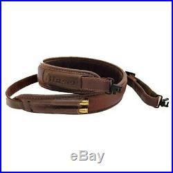 Blaser Rifle sling Leather + Green