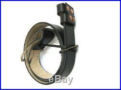 British 1871 Martini-henry Rifle Leather Sling Black X 5
