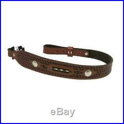Browning Buffalo Nickel LEATHER SLING New! 122602