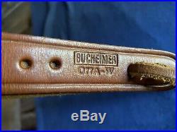Bucheimer Leather Rifle Sling
