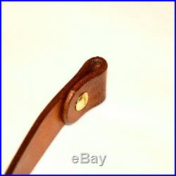 CHING SLING LEATHER SHOOTING SLING for RIFLE
