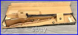 CMP Crosman 160 Air Rifle. 22 Cal. With Leather Sling Mossberg S331 Peep Sight