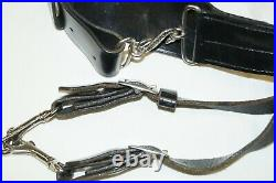 Canadian Queens Own Rifles Officers Sword Belt and Slings Leather