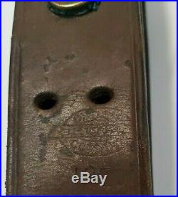 Chicago Belting Company 1903/1907 Model Leather Rifle Sling (cp1072466)