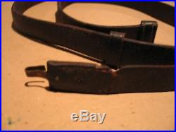 Civil War Era Leather Musket/Rifle Sling ORIGINAL