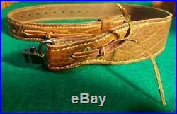 Cobra Gunskin leather Rifle Sling With Swivels beautiful