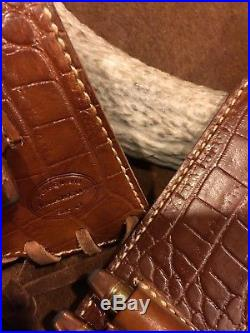 Custom leather stock wrap And Sling Made in the USA Marlin 1895 45-70