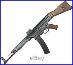 Denix STG 44 with Leather Sling Replica Gun Sturmgewehr Storm Rifle Metal Wood