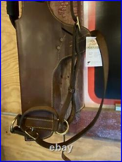 Down Under Leather Rifle Scabbard / Sling