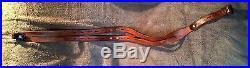 Galco Rs11b Safari Ching Sling, Mahogany Leather Rifle Sling