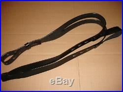 Galco Safari Ching Sling Black Rs11B for Scout Rifles Leather