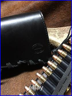 Genuine Custom Leather Stock Wrap And Sling For Henry All Weather 45-70