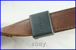 German Hunting Lined Leather Sling Luxury HIgh End BLASER