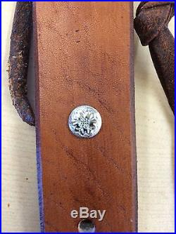 Handmade Leather Sling
