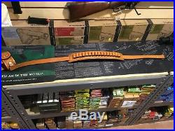 Hellhound Leather Company Custom Sling/Bandolier 45-70 Lever Action Rifle LNIB