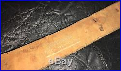 M1907 Leather Sling M1 Garand M1903 Rifle Rock Island