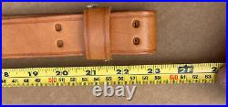 MRT Leather Rifle Sling Dated March 1984 M1 Garand Springfield 1903 Others More