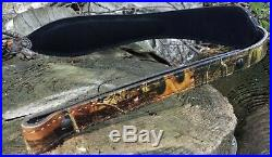 Mossy Oak Leather Rifle Sling