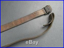 Nice empi WWII German Mauser rifle leather sling for K98 G43 & G41 and other