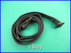 Nice pre WWII Authentic 1934 German Mauser leather sling for K98 K 98 rifle