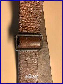 Original Russian SVT-38 SVT-40 Rifle Leather Strap Sling 47 Long