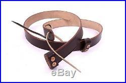 (Pack of 10)BRITISH 1871 MARTINI-HENRY RIFLE LEATHER SLING NEW