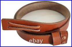(Pack of 10) British 1871 Martini Henry Lee Leather Rifle Sling Tan
