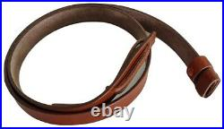 (Pack of 5) British 1871 Martini Henry Lee Leather Rifle Sling Tan Color