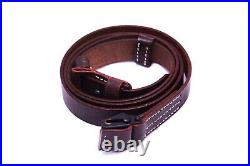 (Pack of 5)WWII GERMAN K98 98K RIFLE LEATHER RIFLE CARRY SLING