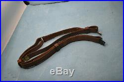 Paul Jaeger swivels BOYT Rifle Sling Leather custom sporting rifle