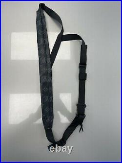 Qilo Tactical Louis Vuitton Black 2-Point Sling BRAND NEW