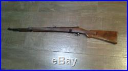 RARE 1939 Vintage Diana Mod. 30 Pellet Rifle/Gun All Original WithLeather Sling