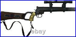 STAR WARS Boba Fett Blaster EE-3 Leather Rifle Sling Replica