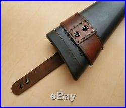 Sling Point for Henry Survival Rifle AR7 Heavy Duty Hand Made Leather USA Badger