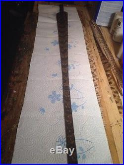 Snake skin Gun sling Timber Rattlesnake and leather hand crafted adjustable
