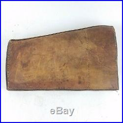 VTG Leather Two-Piece Rifle Scabbard 2300 22 with Hunter Quick Fire Sling 230