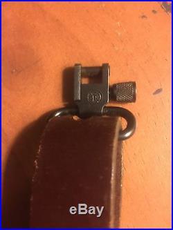 Vintage Ruger Leather Rifle Sling