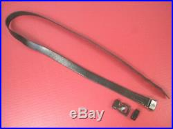 WWII Era German Leather Sling withKeeper for Mauser K98 or 98K Rifle Original #1