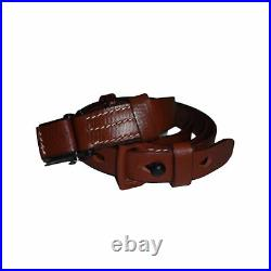WWII German Mauser 98K Rifle Sling K98 Mid Brown Repro x 10 UNITS T052