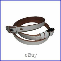 WWII German Mauser 98K Rifle Sling K98 White Color Reproduction x 10 UNITS M58